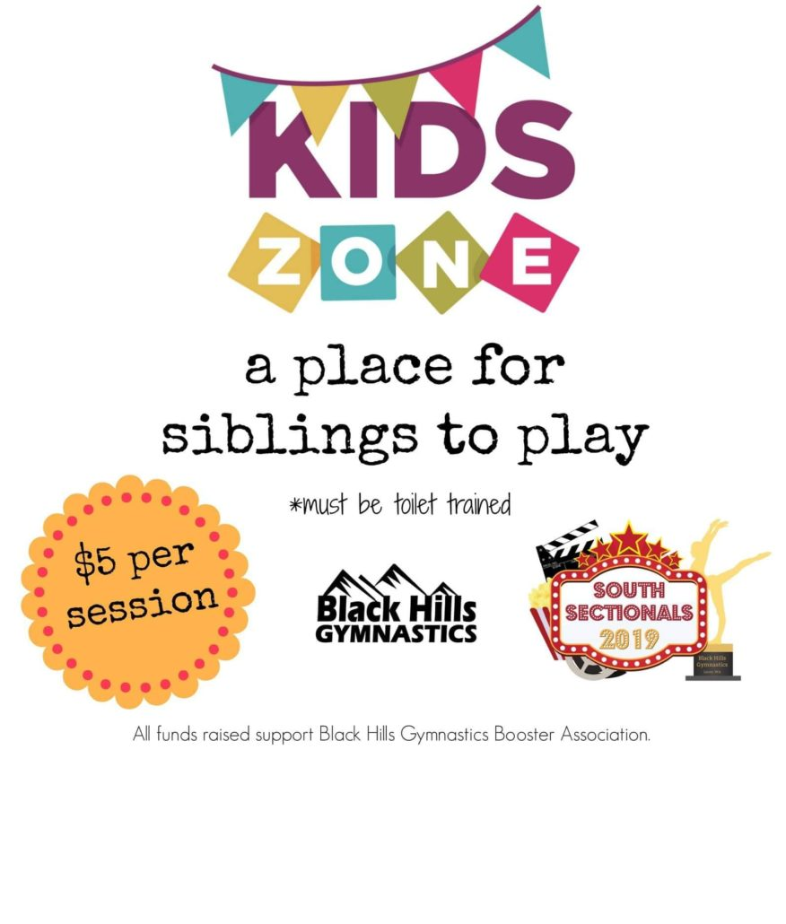 KIDS ZONE - Only $5 per Session!