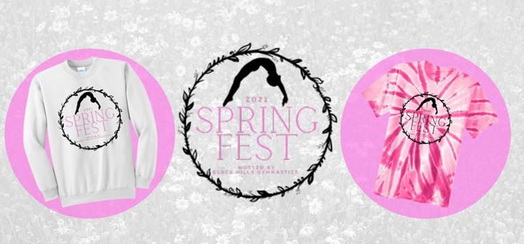 Springfest banner